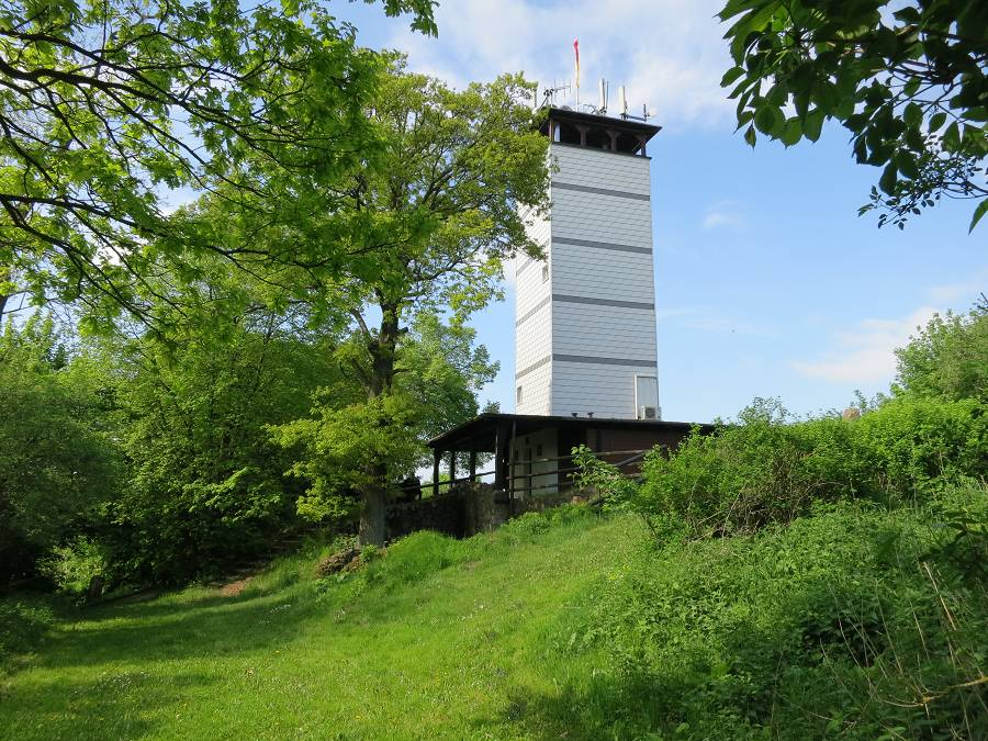 Hessenturm Sommer