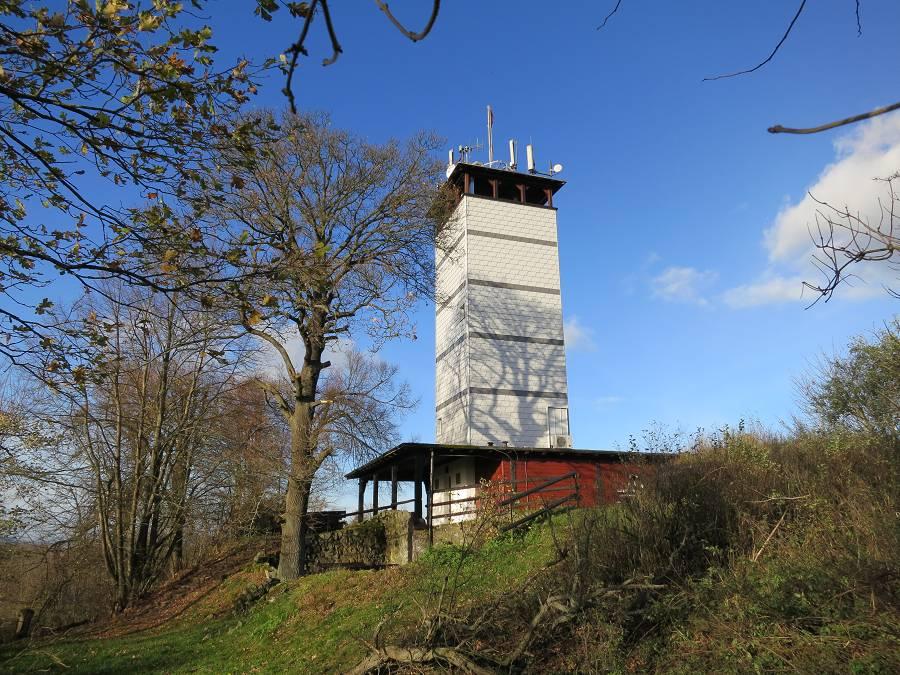 Hessenturm Herbst