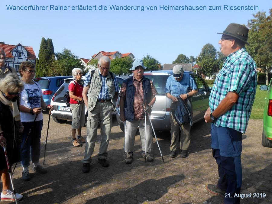 Wanderung rund um Heimarshausen
