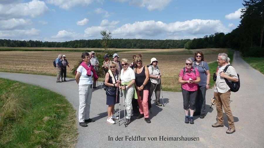 rund um Heimarshausen