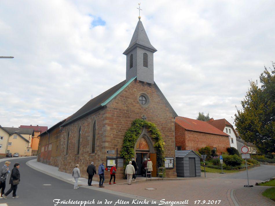Alte Kirche Sargenzell