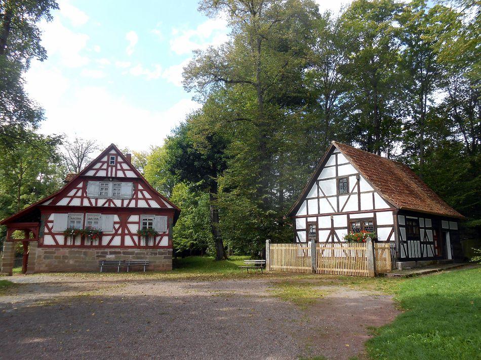 Freilichtmuseum Kloster Veßra