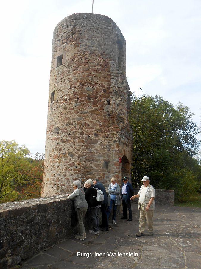 Burg Wallenstein