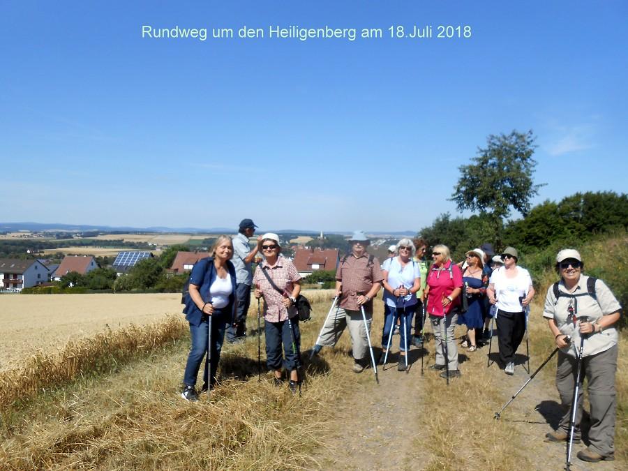 Rundweg am Heiligenberg