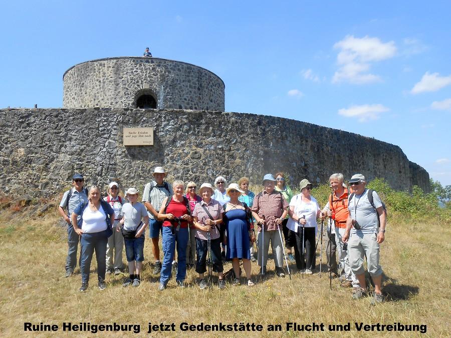 Ruine Heiligenburg
