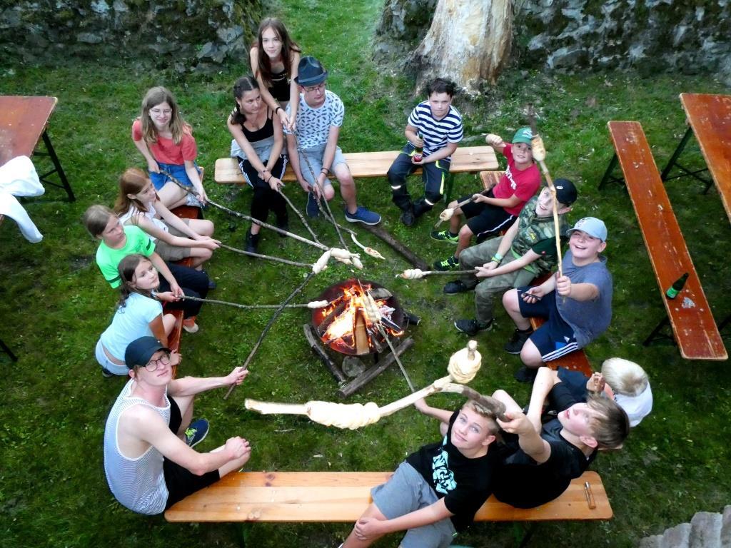 Bild Familienzeltlager 2021